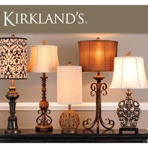 kirkland's Lamps