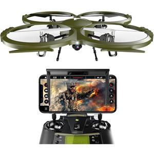 Wi-Fi Quadcopter