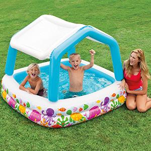 Sun Shade Kids Pool