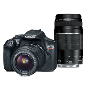 Canon T6 DSLR Camera