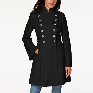 Skirted Coat