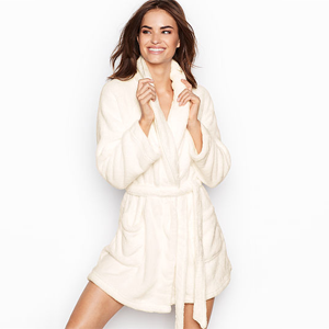 Cozy Hooded Robe