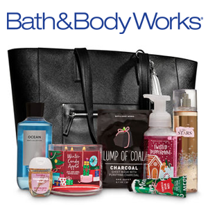 Bath & Body Works Tote