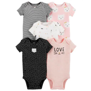 Carters Baby Girls & Boys Bodysuits