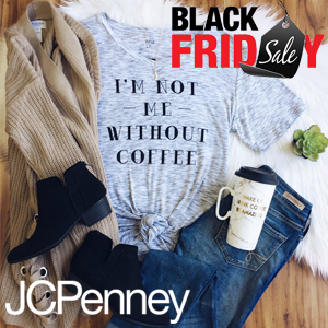JCP Black Friday Sale