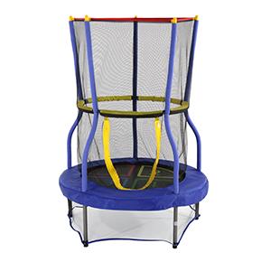 Bounce-N-Learn Trampolines