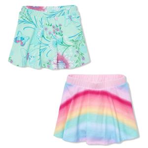 Girls Knit Skort