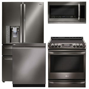 LG Electric Kitchen Package