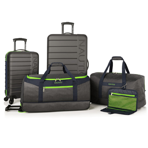 Nautica Hardside Luggage Set