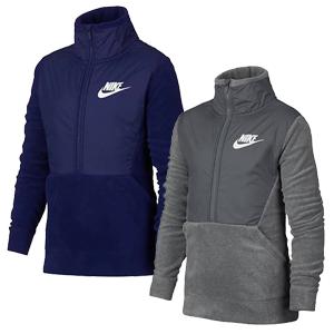 Winterized Half-Zip Jacket