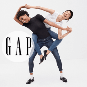 Gap Guy and Girl