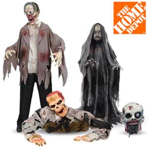 Home Depot Halloween