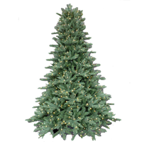 Pre-Lit LED Fir Christmas Tree