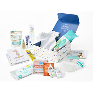 Hello Bello Baby Welcome Box