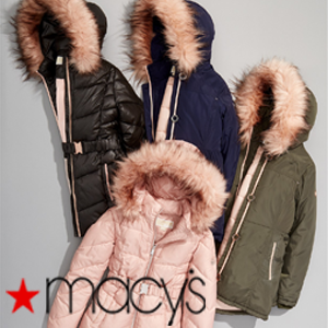 Macys Kids Coats